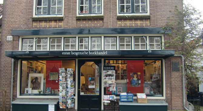 boekhandel bergen